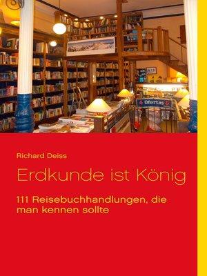 cover image of Erdkunde ist König