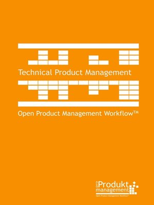 cover image of Technical Product Management according to Open Product Management Workflow