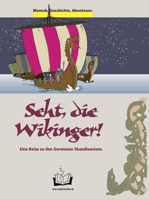 cover image of Seht, die Wikinger!