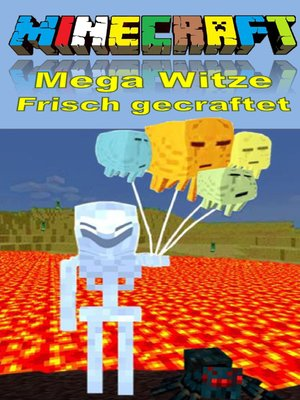 cover image of Minecraft Mega Witze--Frisch gecraftet