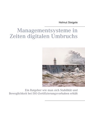 cover image of Managementsysteme in Zeiten digitalen Umbruchs
