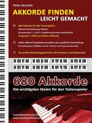 cover image of Akkorde finden leicht gemacht