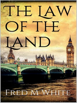cover image of The Law of the Land