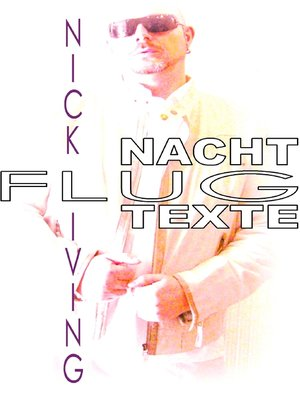 cover image of Nachtflug