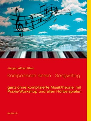 cover image of Komponieren lernen--Songwriting