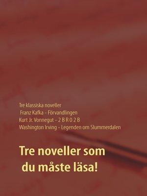 cover image of Förvandlingen, 2 B R 0 2 B och Legenden om Slummerdalen
