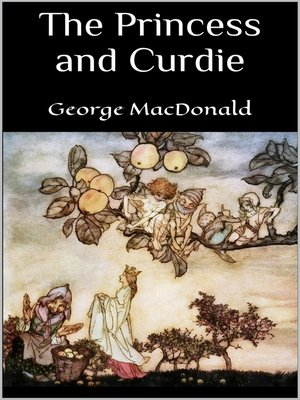 cover image of The Princess and Curdie