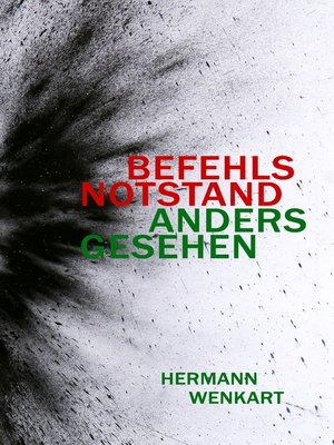 cover image of Befehlsnotstand anders gesehen