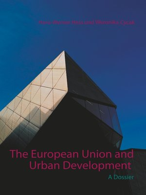 cover image of The European Union and Urban Development
