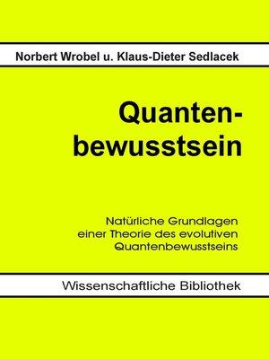 cover image of Quantenbewusstsein