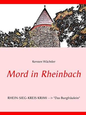 cover image of Mord in Rheinbach
