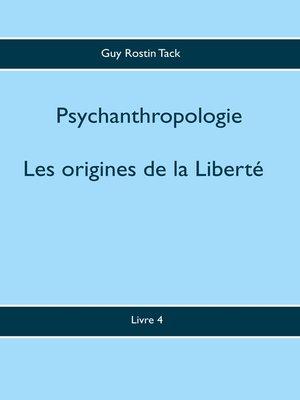 cover image of Les origines de la Liberté
