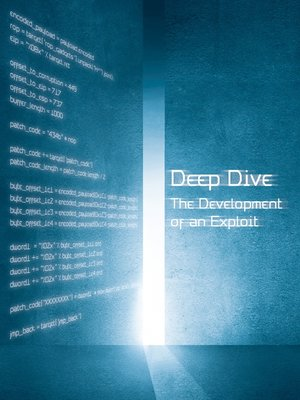 cover image of Deep Dive--The Development of an Exploit
