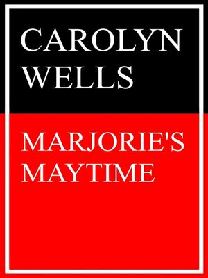 cover image of Marjorie's Maytime