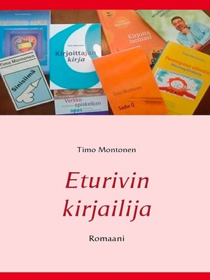 cover image of Eturivin kirjailija