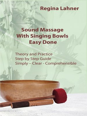 cover image of Sound Massage With Singing Bowls