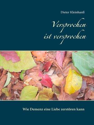 cover image of Versprochen ist versprochen