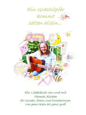 cover image of Ein Grashüpfer kommt selten allein