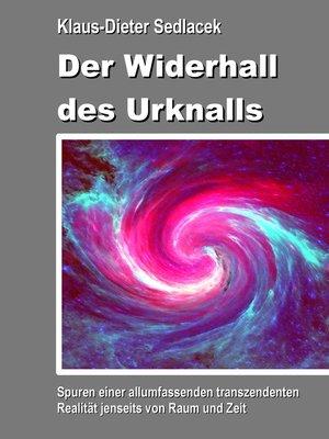 cover image of Der Widerhall des Urknalls