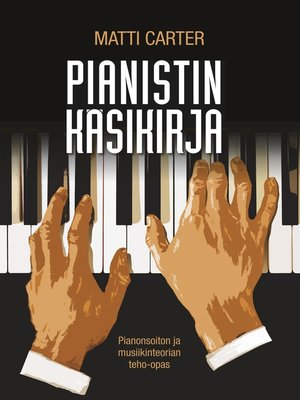 cover image of Pianistin käsikirja