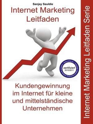 cover image of Internet Marketing Mittelstand (KMU)