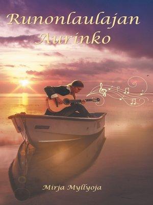 cover image of Runonlaulajan Aurinko