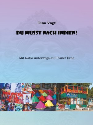 cover image of Du musst nach Indien!