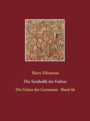 cover image of Die Symbolik der Farben