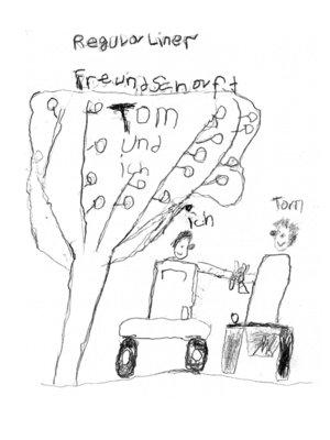 cover image of Freundschaft--Tom und Ich
