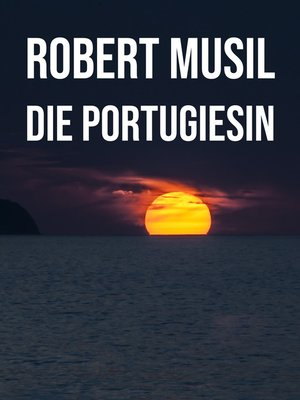 cover image of Die Portugiesin