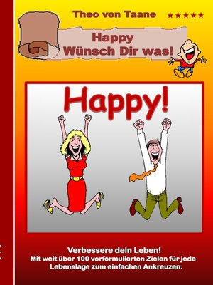 cover image of Happy--Wünsch Dir was!