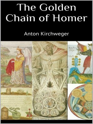 cover image of The Golden Chain of Homer