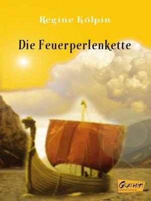 cover image of Die Feuerperlenkette