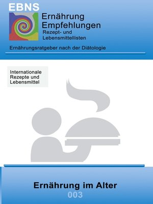 cover image of Ernährung im Alter