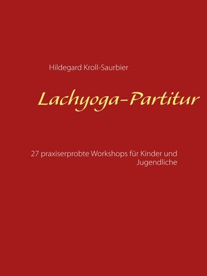 cover image of Lachyoga-Partitur