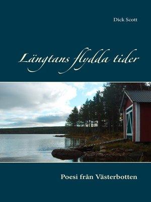 cover image of Längtans flydda tider