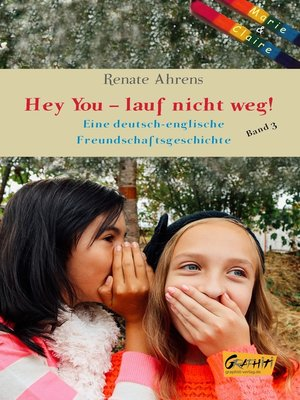 cover image of Hey You--Lauf nicht weg!