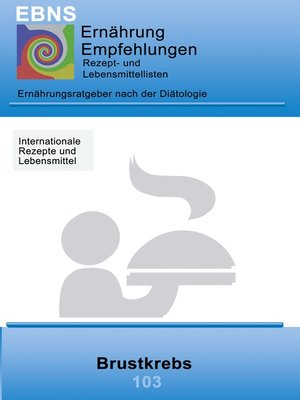 cover image of Ernährung bei Brustkrebs