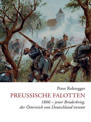 cover image of Preußische Falotten