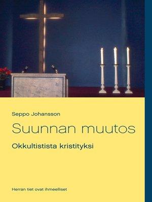 cover image of Suunnan muutos