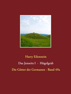 cover image of Das Jenseits I--Hügelgrab