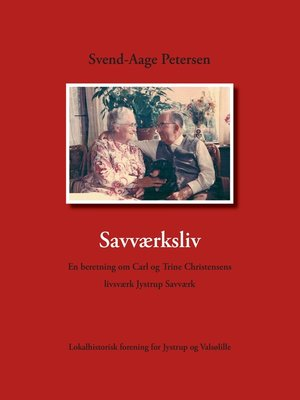 cover image of Savværksliv