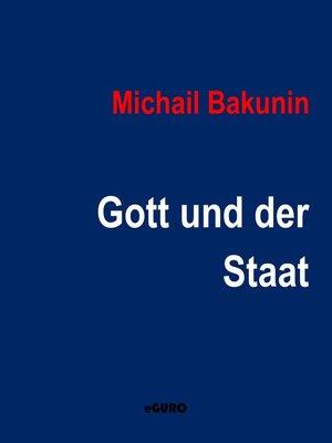 cover image of Gott und der Staat