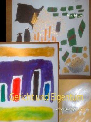 cover image of Gericht und Eigentum
