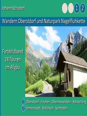 cover image of Wandern Oberstdorf und Naturpark Nagelfluhkette