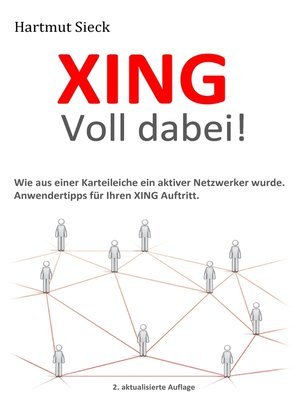 cover image of XING – Voll dabei!