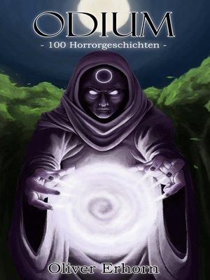 cover image of Odium--100 Horrorgeschichten