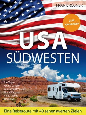 cover image of USA Südwesten