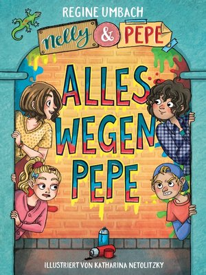 cover image of Alles wegen Pepe