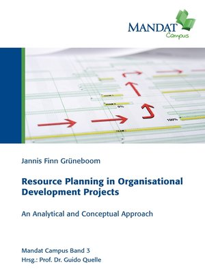cover image of Resource Planning in Organisational Development Projects